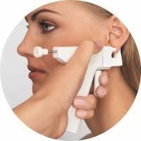 Öronhåltagning