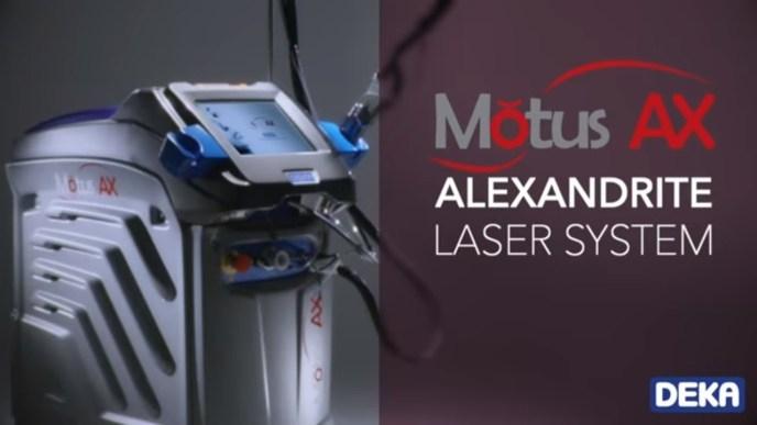 Laserhårborttagning
